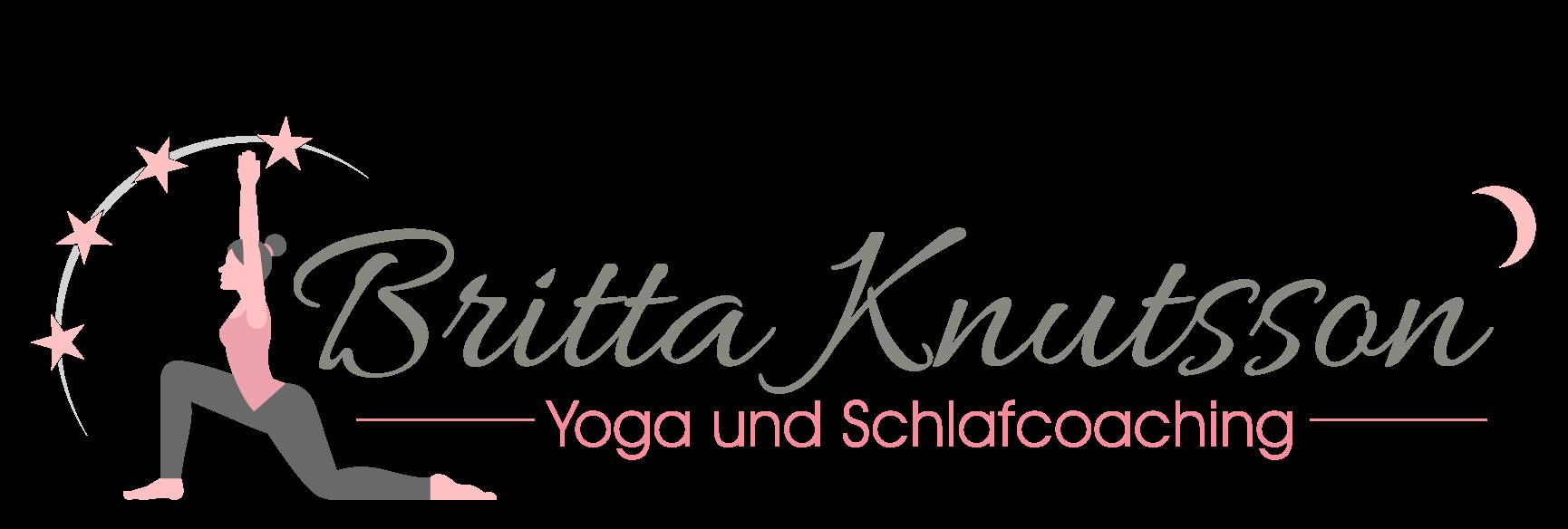 Britta Knutsson – Yoga und Schlafcoaching