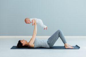 Yoga mit Kind